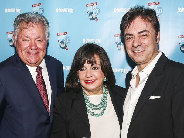 Broadway.com - Audience Choice Awards - 5/15 - Robert E. Wankel - Charlotte St. Martin - John Gore