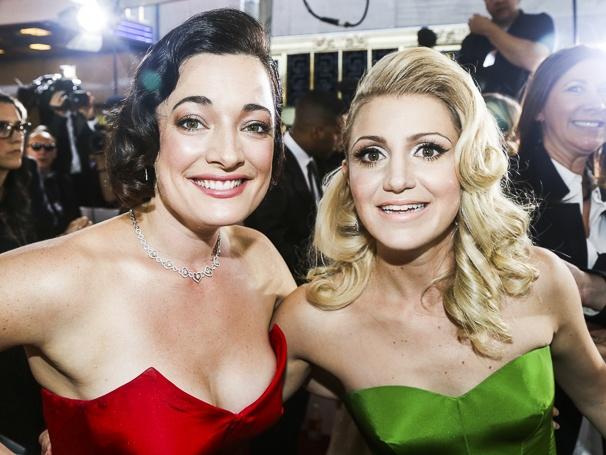 The Tony Awards - 6/15 - Laura Michelle Kelly - Annaleigh Ashford