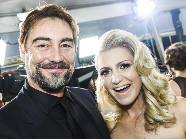 The Tony Awards - 6/15 - Nathaniel Parker - Annaleigh Ashford