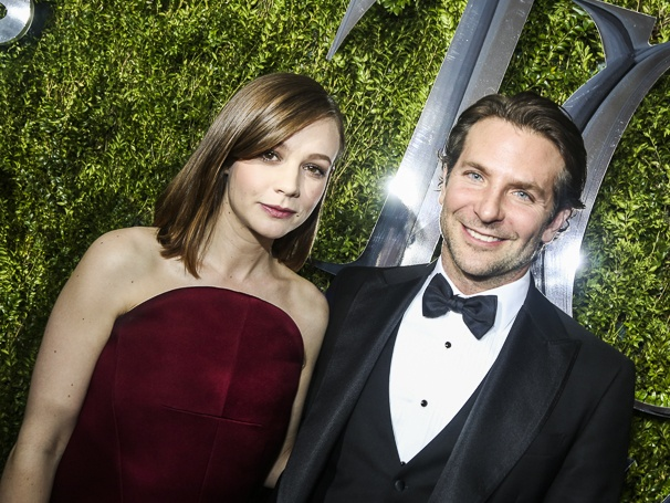 The Tony Awards - 6/16 - Carey Mulligan - Bradley Cooper