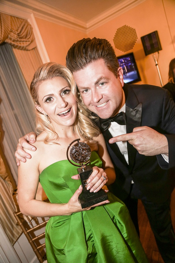 The Tony Awards - 6/16 - Annaleigh Ashford - Paul Wontorek