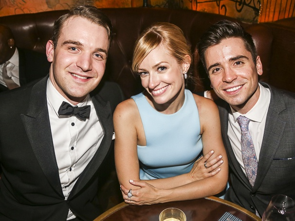 The Tony Awards - 6/15 - Micah Stock - Beth Behrs - Matt Doyle