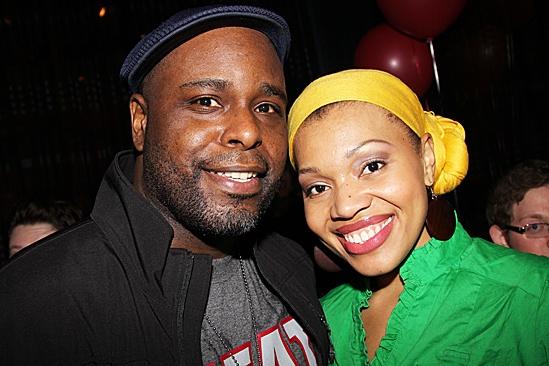 Memphis Celebrates 1,000 Performances – J. Bernard Calloway - Carmen Ruby Floyd