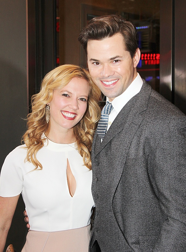Violet - Opening - OP - 4/14 - Patti Murin - Andrew Rannells