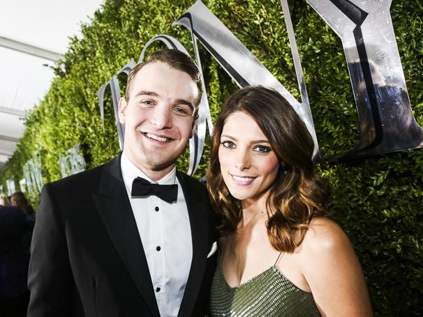 The Tony Awards - 6/15 - Micah Stock - Ashley Greene