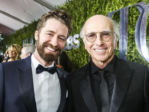 The Tony Awards - 6/15 - Matthew Morrison - Larry David