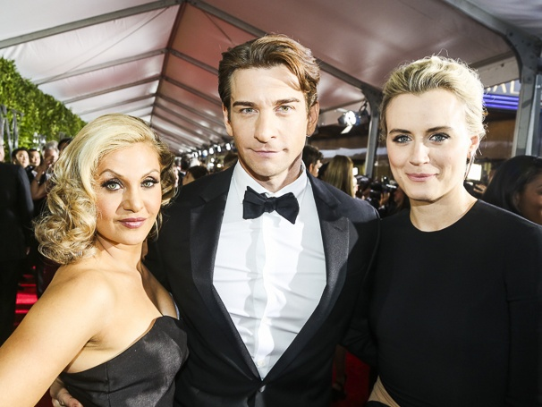 The Tony Awards - 6/15 - Orfeh - Andy Karl - Taylor Schilling