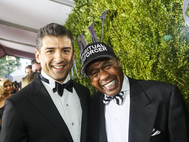 The Tony Awards - 6/15 - Tony Yazbeck - Ben Vereen