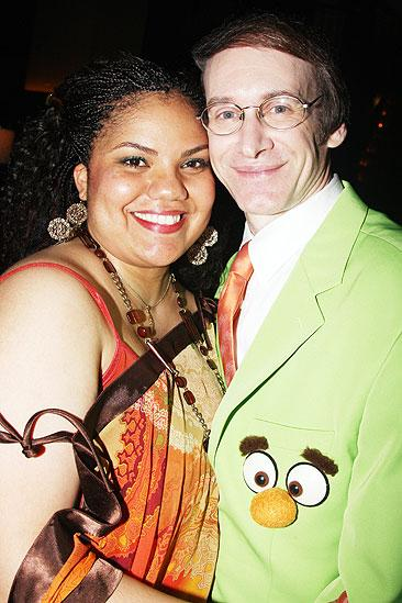 Avenue Q Final Broadway – Tonya Dixon – Rick Lyon