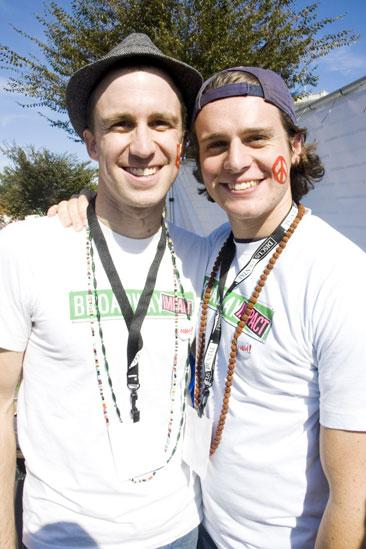 Hair at the National Equality March - Gavin Creel - Jonathan Groff