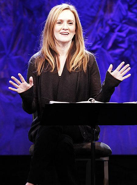 Love, Loss and What I Wore - Show Photos - Samantha Bee
