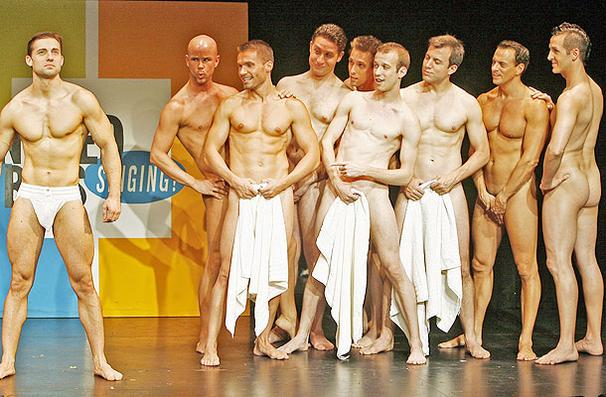Naked Boys Sining - Show Photos - cast 2