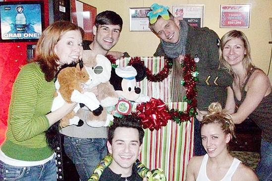 Rondi Reed Seasonal Snapshots at Wicked – Lindsay Northen - Jonathan Warren – Adam Perry – Brenda Hamilton – Samantha Zack – Alex Brightman