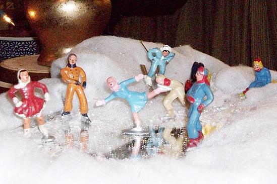 Rondi Reed Seasonal Snapshots at Wicked - toys