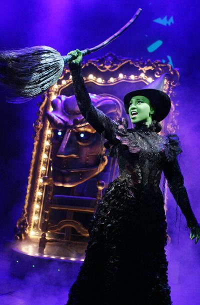 Wicked - London Show Photos - Alexia Khadime