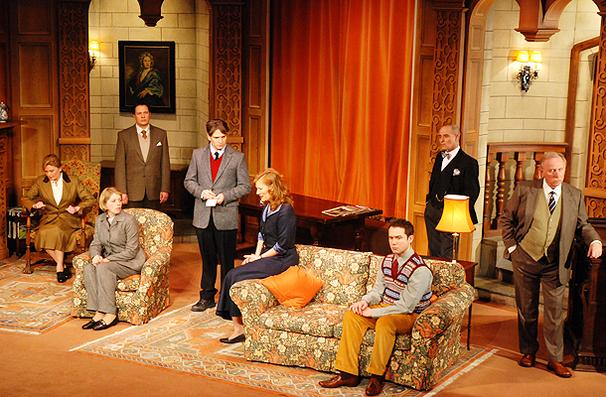 Show Photos - The Mousetrap - cast