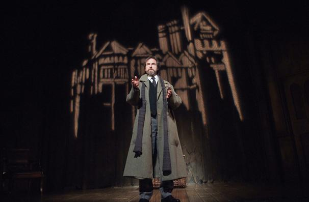 Show Photos - The Woman in Black - Julian Forsyth