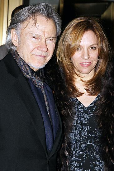 Behanding in Spokane Opening Night – Harvey Keitel – Daphna Kaster