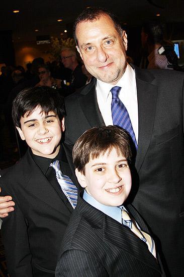 The Addams Family opening – Matthew Gumley – Adam Riegler – Stuart Oken