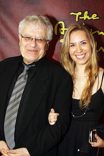 The Addams Family opening – Jerry Zaks – daughter Hannah