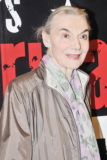 American Idiot opening – Marian Seldes