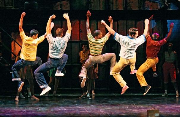Show Photos - Memphis - cast - dancers