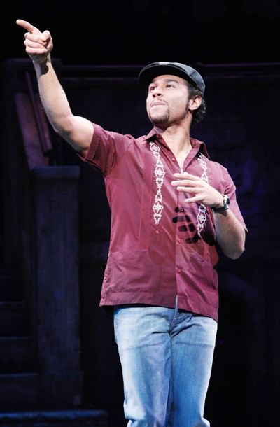 In the Heights - Show Photos - Corbin Bleu