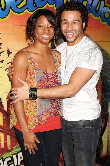 Corbin bleu and monique coleman dating news