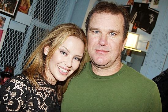 Kylie Minogue & Graham Norton at La Cage aux Folles – Kylie Minogue – Douglas Hodge
