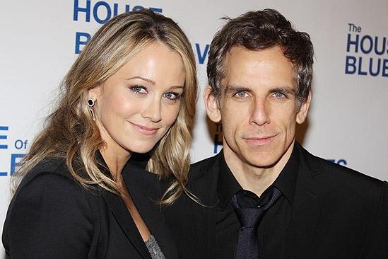 House of Blue Leaves Opening Night – Christine Taylor – Ben Stiller