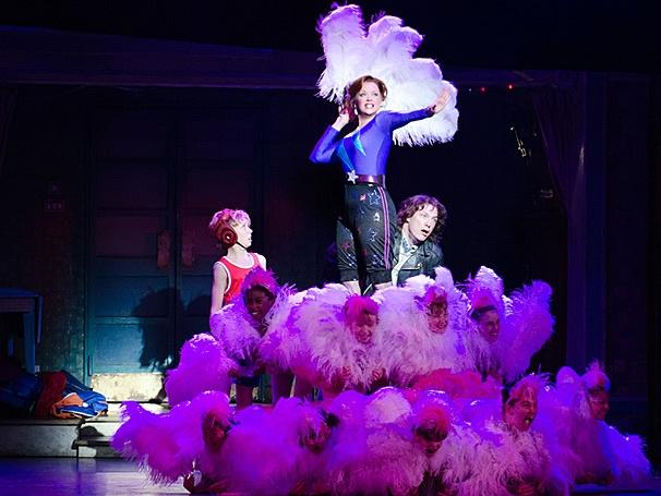 Show Photos - Billy Elliot - Ty Forhan - Leah Hocking - Patrick Wetzel