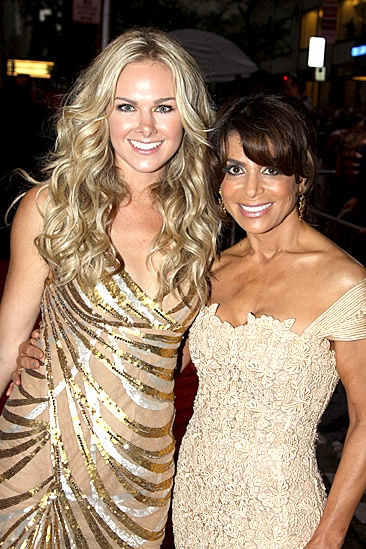 2010 Tony Awards Red Carpet - Laura Bell Bundy - Paula Abdul