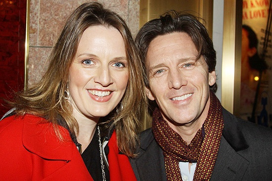 Merchant of Venice Opening night – Dolores Rice– Andrew McCarthy