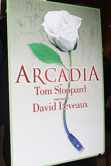 Arcadia meet – poster
