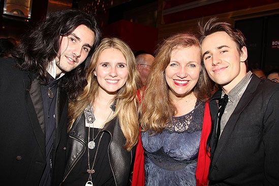 Spider-Man Opening – Reeve Carney – Marti Heil – Zane Carney – Paris Carney
