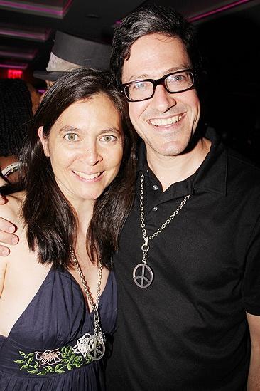 Hair Opening Night 2011 – Diane Paulus – husband Randy Weiner