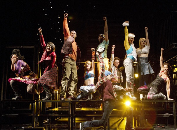 Show Photos - Rent - cast