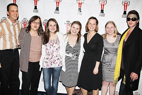 Lortel Reception - Playwrights Horizons - New York Theatre Workshop