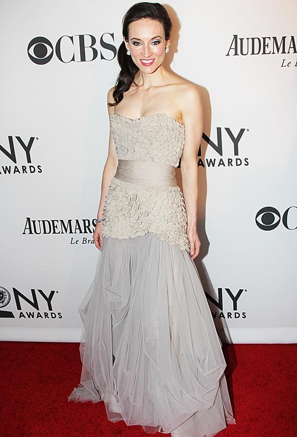 2012 Tonys Best Dressed Women – Elizabeth A. Davis