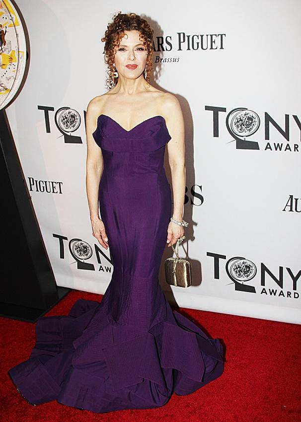 2012 Tonys Best Dressed Women – Bernadette Peters