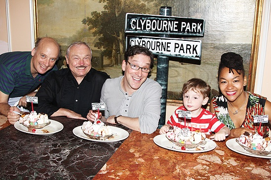 Serendipity 3 Unveils Clybourne Park Sundae – Frank Wood - Stephen Bruce – Jeremy Shamos – Lester Shamos – Crystal A. Dickinson