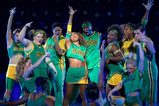 broadway com photo 1 of 13 bring it on the musical show photos