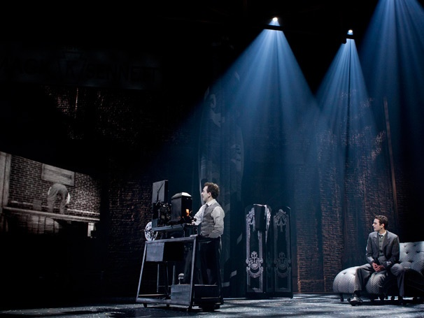 Show Photos - Chaplin - Rob McClure - Wayne Alan Wicox