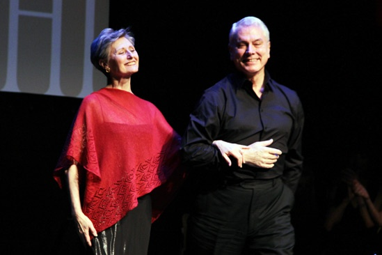 Actors Fund Benefit for Kathi Moss – Yvonne Marceau – Pierre Dulaine
