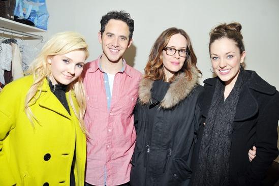 Cinderella - Abigail Breslin- Santino Fontana- Sarah Paulson- Laura Osnes