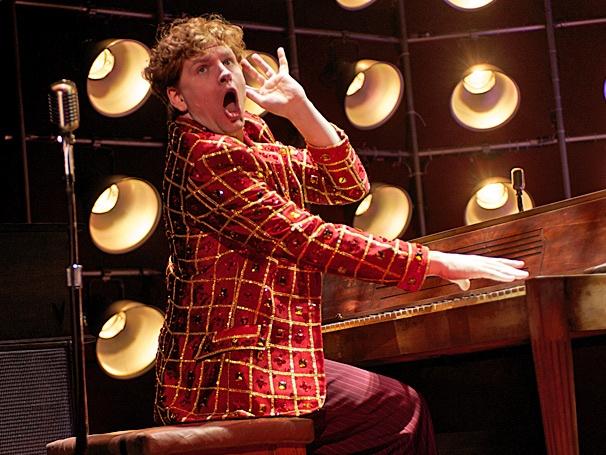 Show Photos - Million Dollar Quartet - tour - Ben Goddard