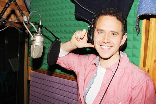Cinderella Recording- Santino Fontana