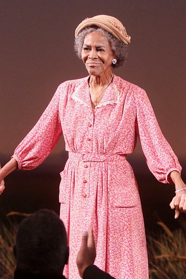 The Trip to Bountiful – Opening Night – Cicely Tyson