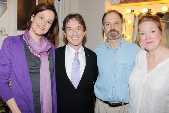 Vanya and Sonia and Masha and Spike – Martin Short Visit – Sigourney Weaver – Martin Short – David Hyde Pierce – Kristine Nielsen
