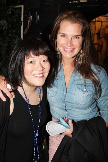 Brooke Shields at Cinderella – Brooke Shields – Ann Harada